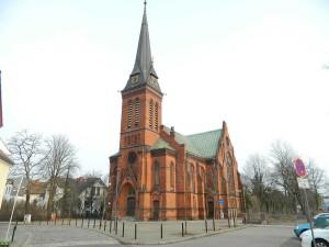 Ev. Kirche Hemelingen