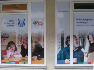 Bibliothek Hemelingen